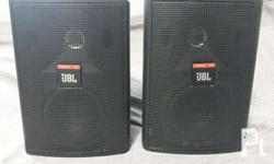 For sale jbl control 23t satellite speakers Good