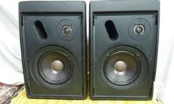 "JBL model no. Control 5 a 2way 6.5"" woofer and a"