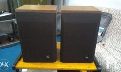 JBL L15 classic speakers, mint condition USA real wood