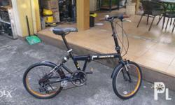 Brand: Jeep Cherokee Folding Bike made in Japan With