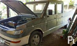 Newly assembled double cab jeepney pick up,4dr5 engine,