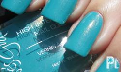 JESSE'S GIRL NAIL POLISH *Helps prevent chipping,