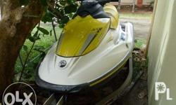 Jet ski- second hand In good condition Interested