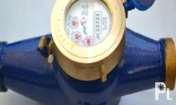 H-series water meter features anti-theft & tampering