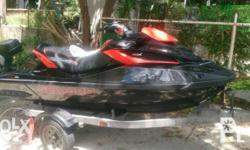 For Sale: - Seadoo RXT X 260HP - 3 Seater Jetski, Very