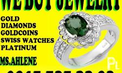 WE BUY ANY KINDS OF JEWELRY IN CASH BASIS GOLD/WHITE