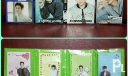 Selling Ji Chang Wook Post-Its from Korea for Php280.