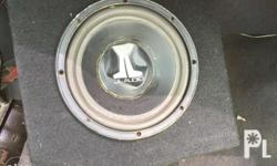 """JL Audio 10"""" Subwoofer In good condition Will test it"""
