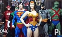 for sale jla lifesize statue available only batman