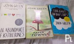read the book twice good condition 250 each book 700