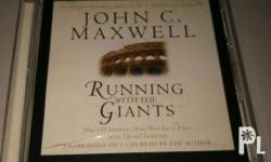 John Maxwell Running with the Giants Audiobook Good
