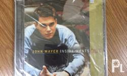 John Mayer Inside Wants Out EP Brand New Sealed Rare