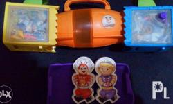 For Sale! JOLLIBEE CHARACTERS LUNCHBOX VINTAGE 90S