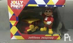 2016 Jolly Pinoy Collectibles Jollibee Brand New Free