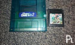 Super Game Boy 2 Japanese Super Famicom Adapter This is