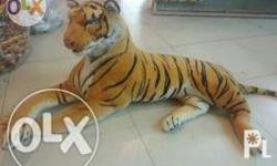 Jumbo tiger stuff toy .. Perfect gift idea For your