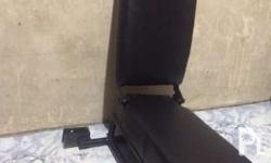 F/s customized jump seat and Headrest for Toyota hiace