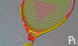 Junior tennis racket use only once. Original price at