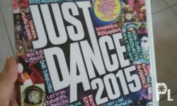 Selling either new or old just dance 2015 Old- P1800 to