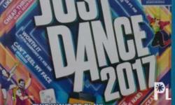 Just Dance 2017 for Wii U not for the old model of Wii.