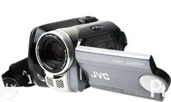 JVC Everio GZ-MG77 Hard Disk Camcorder 30GB up to 30