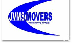 JVMS MOVERS PROVIDE THE QUALITY SERVICES FOR HAULING /