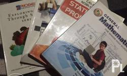 Selling these books! :) For STEM students Exploring