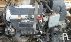 K20a matic transmission. Fresh from japan... or swap sa