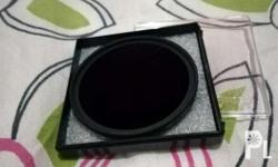 Selling my ND 1000 10 Stop Filter 58mm Used only once