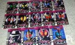 All DX Bandai Japan & working electronics: 1. Decade