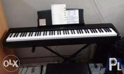 Selling my almost brand new Kawai ES100 88 key portable