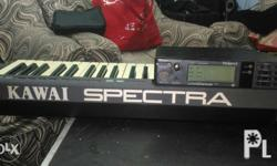 2nd hand kawai synthesizer,and roland sound module,good