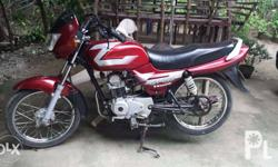 Rush sale kawasaki bajaj CT100 at 20000 pesos fixed