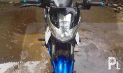 Kawasaki fury 125 2nd generation, complete papers