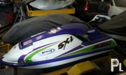 Kawasaki Jet Ski 750SXi Stand Up 750cc Twin Carb PJS