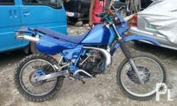 For sale or open for swap Kawasaki kmx 125 6speed New