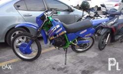 KAWASAKI KMX 125r Clean Complete Papers Used for 6