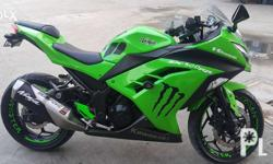 for sale ninja zx250fi complete papers kaka renew lang