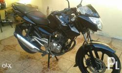 Kawasaki rouser 135, 2013 model 15,000 mileage good