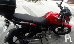 FOR SALE Kawasaki Rouser 135 2013 Model. Good
