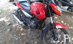 Rush sale kawasaki rouser 135cc,in good