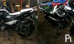 For Sale: Kawasaki Rouser 135cc, for Php50,000
