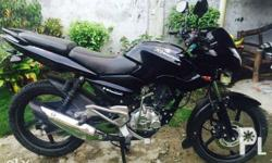 Rouser 135....good as new....balay/school lang