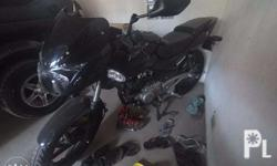 Kawasaki Rouser 180 2014 - new change oil and tuneup -
