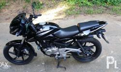 Kawasaki rouser 180 model 2015 9 months in use Complete
