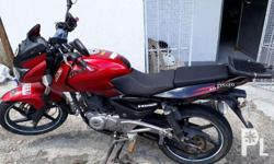 2014 Kawasaki Rouser 180cc-CASH ONLY Registration valid