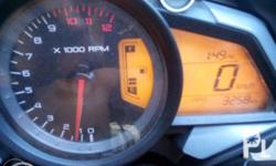 For sale kawasaki rouser 200ns complete papers, with