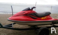 Kawasaki jetski with trailer included Ultra150 1200cc