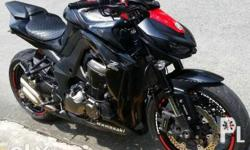 KASAWAKI Z1000 2015 acquired With ABS PLS TXT OR CALL -