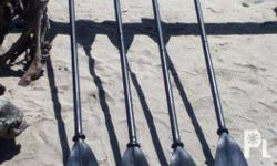 Pre-order selling quality kayak paddle for only